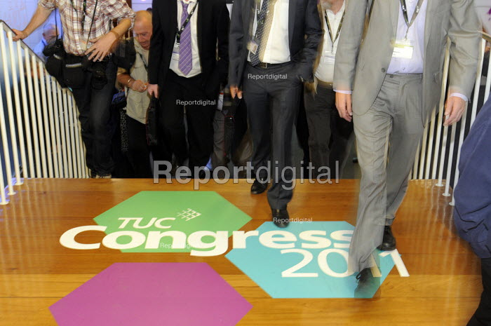 TUC Congress 2011 London. - Stefano Cagnoni - 2011-09-14