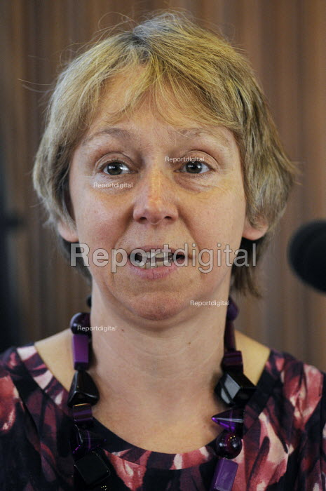 Deborah Hargreaves, Director of the High Pay Commission. - Stefano Cagnoni - 2012-03-30