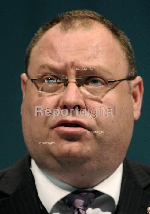 TUC 2012. Dave Penman, Gen Sec of the FDA, speaks to the 2012 TUC Congress - Stefano Cagnoni - 2012-09-09