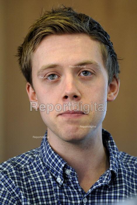 Owen Jones, author of 'Chavs'. - Stefano Cagnoni - 2012-03-30