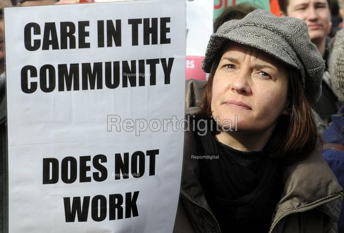Save Whittington Hospital demonstration & rally. - Stefano Cagnoni - 2013-03-16