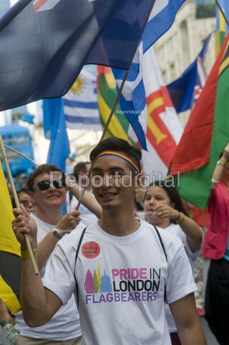 Pride in London Parade, 2015. - Stefano Cagnoni - 2015-06-27