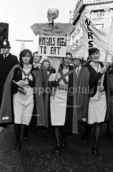 NHS pay dispute 1982
