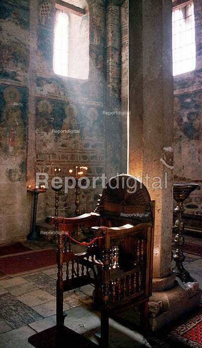 The Visoki Decani monastery, Kosovo. - Andrija Ilic - 1997-07-01