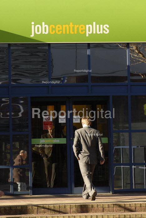 Job Centre Plus, Broad Street, Birmingham - Timm Sonnenschein - 2008-02-11