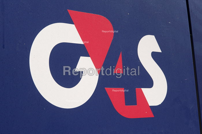 G4S logo on a cash and valuables transport vehicle - Timm Sonnenschein - 2014-09-08