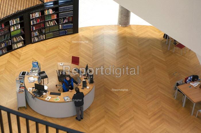 The Library Of Birmingham - Timm Sonnenschein - 2015-01-13