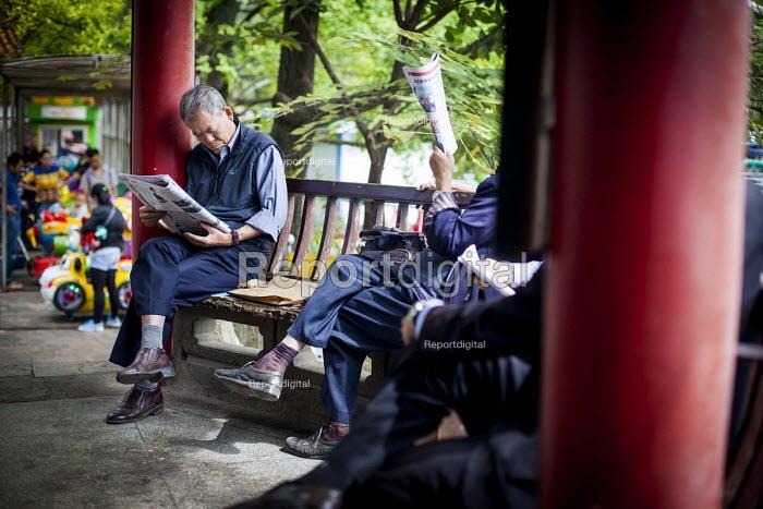 Cuihu Park. Kunming, Yunnan Province, China. - Connor Matheson - 2015-09-10