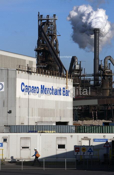 Scunthorpe Steelworks, Tata Steel Ltd, North Lincolnshire. Caparo Merchant Bar - John Harris - 2015-11-13