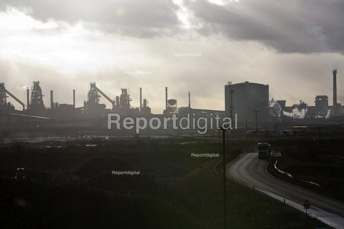 Scunthorpe Steelworks, Tata Steel Ltd, North Lincolnshire - John Harris - 2015-11-13