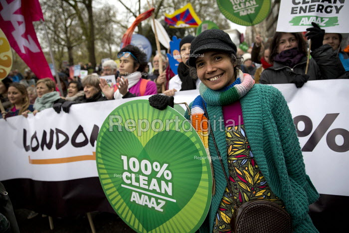 The People's March for Climate, Justice and Jobs. London. - Jess Hurd - 2015-11-29