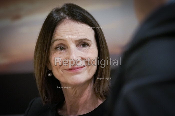Carolyn Fairbairn, Director General of the Confederation of British Industry, CBI, visiting the North East of England - Mark Pinder - 2015-11-18