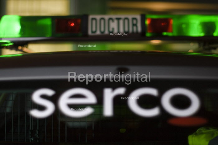 Out of hours doctors service provided by Serco, Cornwall - Sam Morgan Moore - 2007-10-24