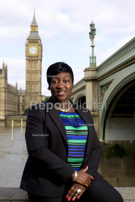 LGBT rights campaigner Phyll Opoku-Gyimah, London - Jess Hurd - 2013-07-11