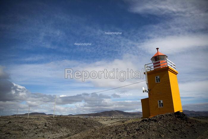 Lighthouse, Grindevik, Iceland. - Jess Hurd - 2016-05-08