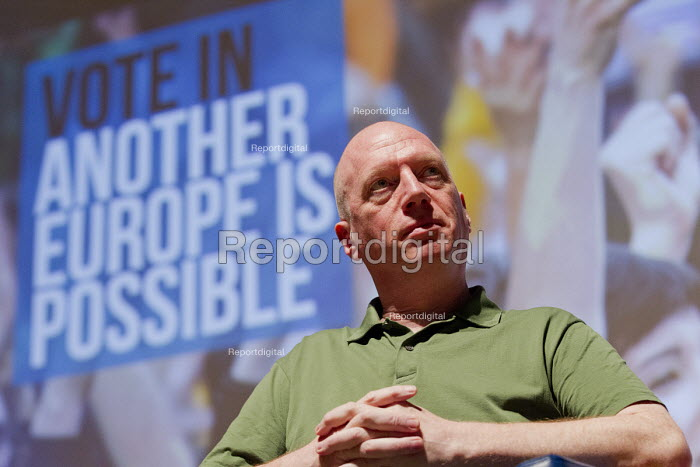 Matt Wrack FBU. Another Europe is Possible conference, Vote In campaign. Referendum on European membership. UCL Institute of Education. London. - Jess Hurd - 2016-05-28