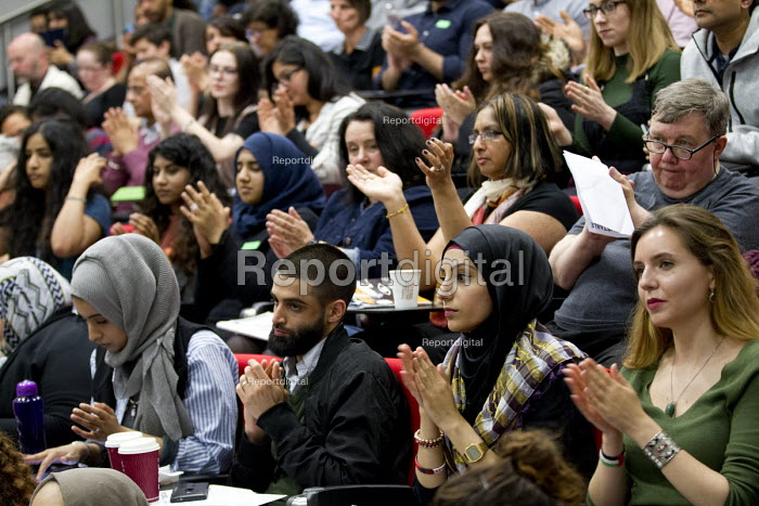 Audience at Prevent, Islamophobia and Civil Liberties Conference, Goldsmiths College, London - Jess Hurd - 2016-06-04