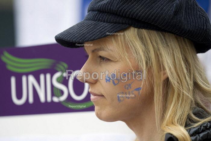 Student nurses Bursary or Bust protest, London - Jess Hurd - 2016-06-04
