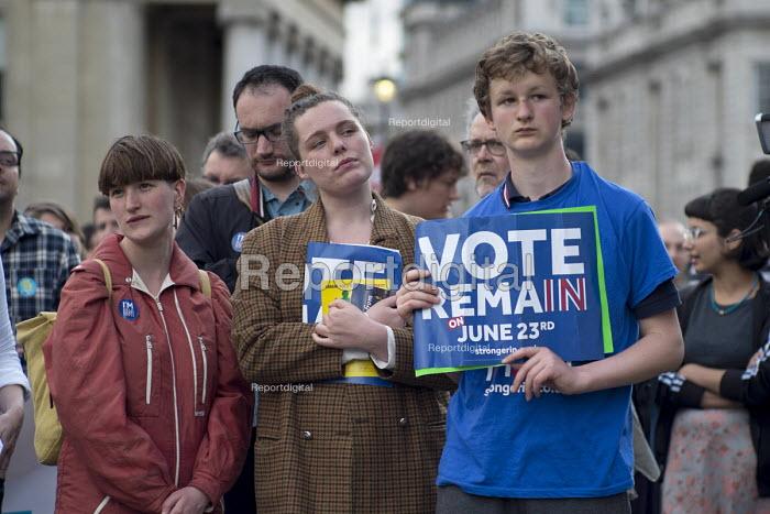 Yes To Europe rally, Trafalgar Square, London - Philip Wolmuth - 2016-06-21