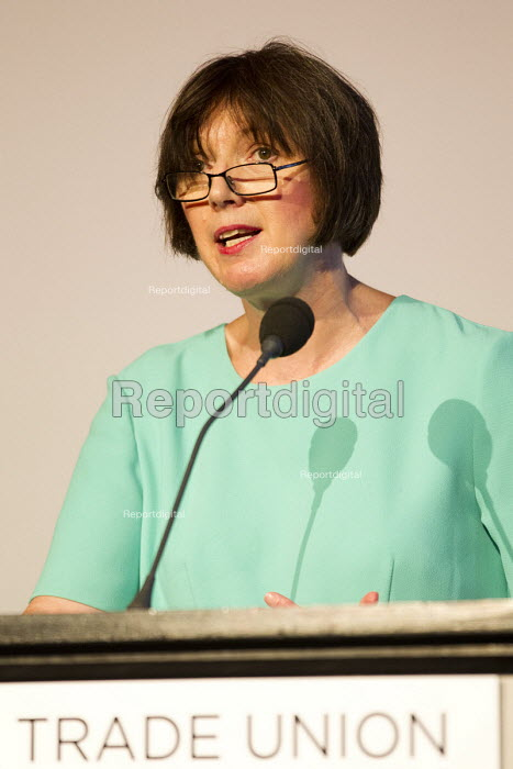 Frances O'Grady speaking, TUC LGBT Conference, Congress House, London - Jess Hurd - 2016-06-23