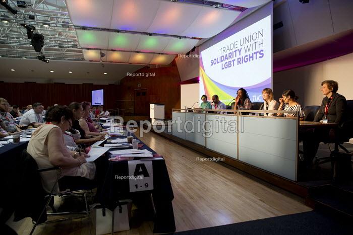 TUC LGBT Conference, Congress House, London. - Jess Hurd - 2016-06-23
