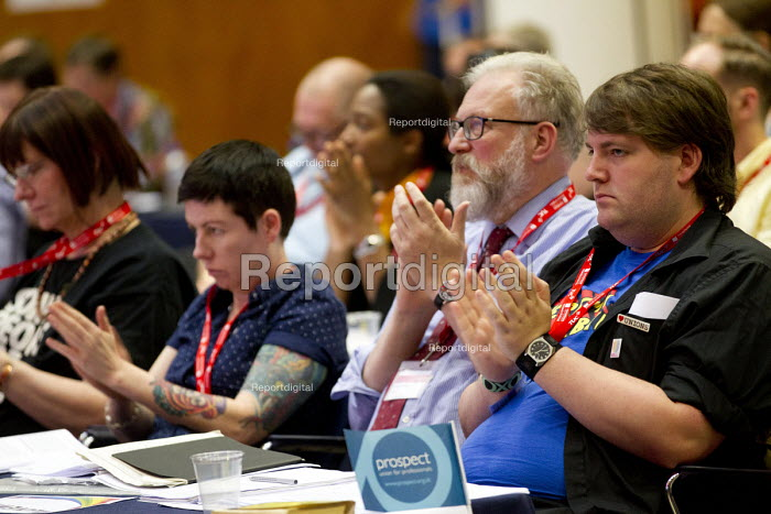 Prospect delegates TUC LGBT Conference, Congress House, London. - Jess Hurd - 2016-06-23