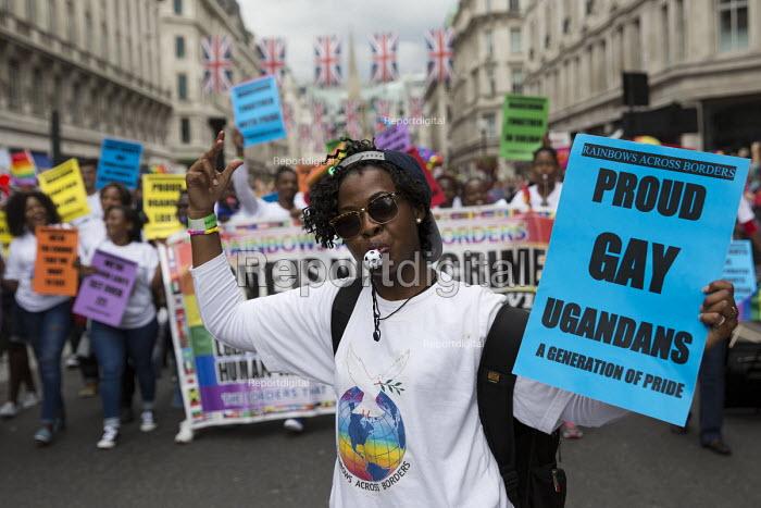 Proud Gay Ugandans, Pride in London Parade 2016 - Jess Hurd - 2016-06-25