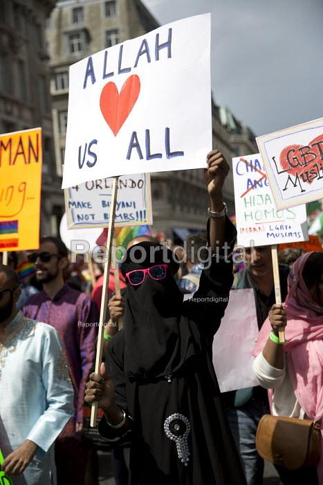 Gay and Muslim at Pride in London Parade 2016 - Jess Hurd - 2016-06-25