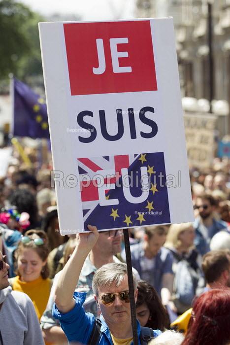 Je Suis EU, March for Europe against the Brexit EU referendum result, Central London - Jess Hurd - 2016-07-02