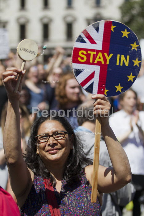 March for Europe against the Brexit EU referendum result, Central London - Jess Hurd - 2016-07-02
