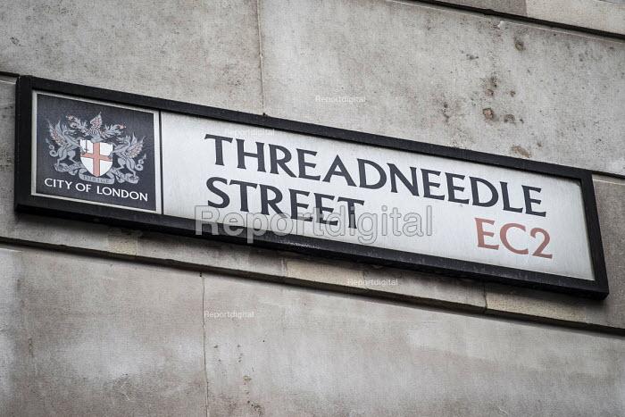 Bank of England, Threadneedle Street, City of London. - Philip Wolmuth - 2016-08-18