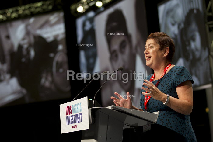 Mary Bousted ATL speaking TUC conference Brighton - Jess Hurd - 2016-09-14