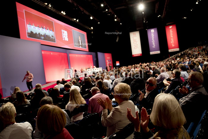 Labour Party conference Liverpool. - Jess Hurd - 2016-09-26