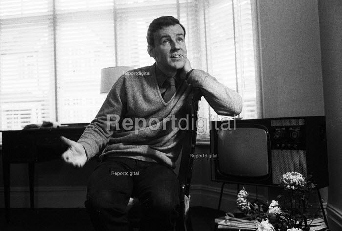 Actor Richard Briers London 1963 - Romano Cagnoni - 1963-05-23