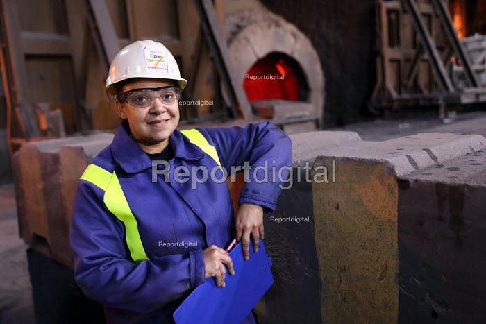 Safety Facilitator, Tata Steel Port Talbot, South Wales - Jess Hurd - 2016-09-22