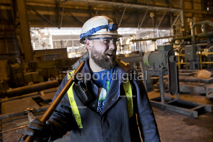 Fitter, Tata Steel Port Talbot, South Wales - Jess Hurd - 2016-09-22