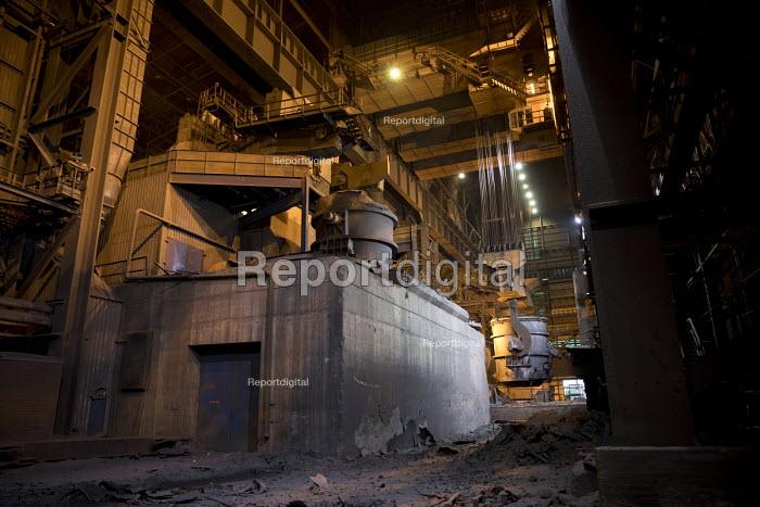 No-Mans Land, Tata Steel Port Talbot, South Wales. - Jess Hurd - 2016-09-23