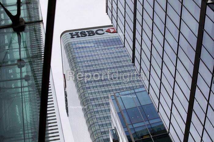 Report digital photojournalism - HSBC Bank, Canary Wharf