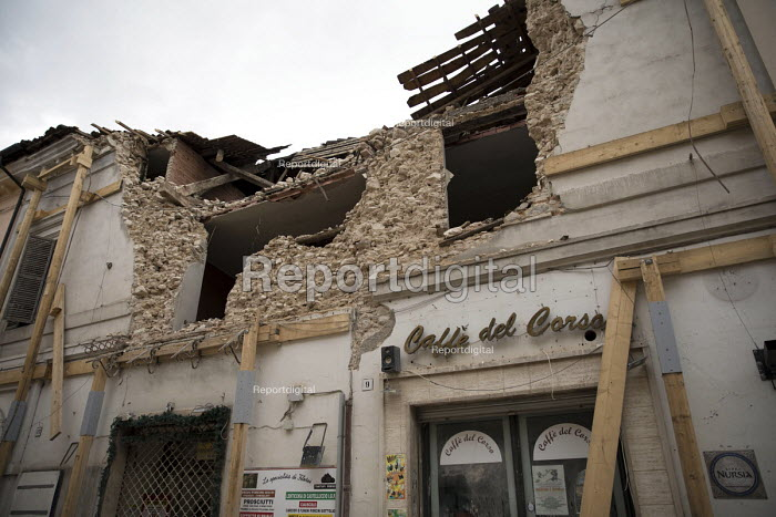 Norcia, hit by a huge earthquake, Umbria, Italy - Jess Hurd - 2016-11-07