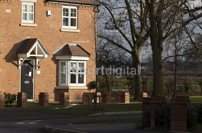 New housing near Long Marston, Warwickshire - John Harris - 2017-01-04