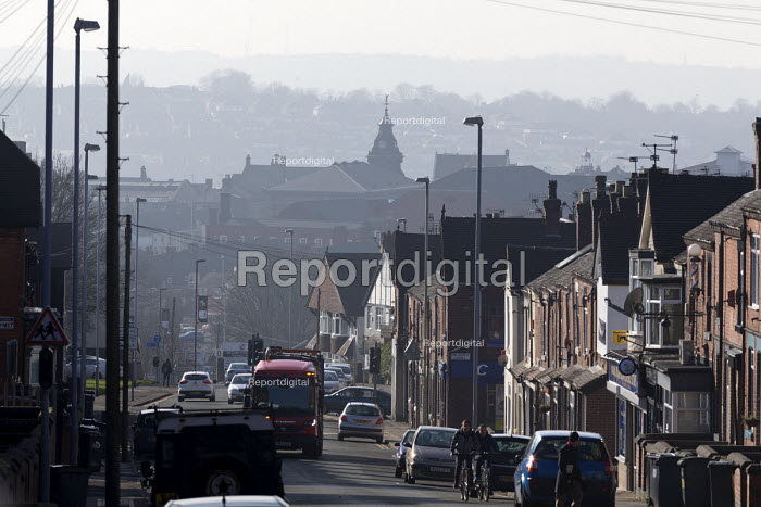 The Potteries, By Election, Stoke on Trent Central, Staffordshire - John Harris - 2017-02-13