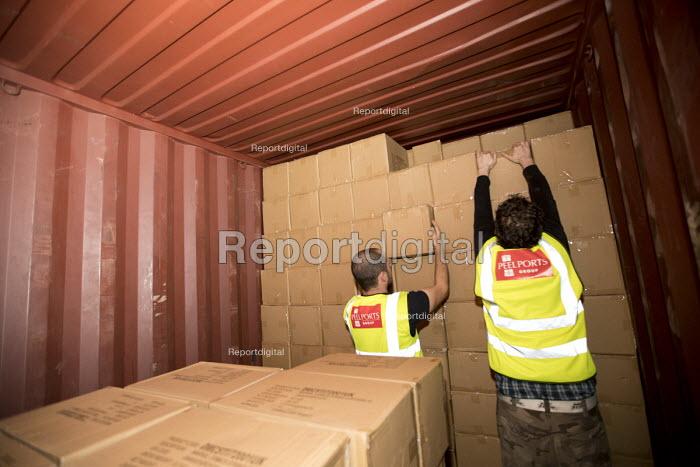 Multi User Warehouse, Seaforth Docks, Peel Ports - Port of Liverpool. - Jess Hurd - 2016-09-28