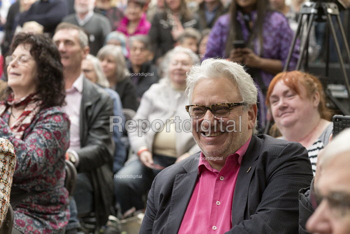 Jon Lansman, Momentum Inaugural Conference, Birmingham - John Harris - 2017-03-25