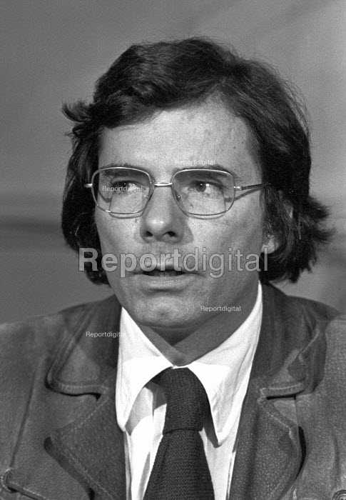 Philip Agee, CIA case officer and writer, author of the 1975 book Inside the Company: CIA Diary. He exposed many of its secrets and individuals and in 1976 was expelled (after two court cases) from the UK, together with writer Mark Hosenball, by the Labour Government . He died in Havana in 2008 - NLA - 1976-12-01