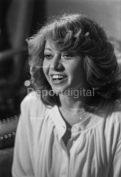 Elaine Paige speaking about her role as Eva Peron in the Andrew Lloyd Webber musical Evita 1978 - NLA - 1978-04-03