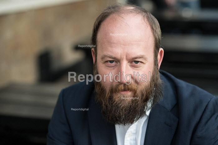 Nick Timothy, Downing Street joint Chief of Staff and adviser to Theresa May - Philip Wolmuth - 2016-03-14