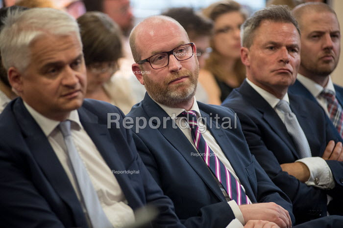 Paul Nuttall, UKIP election manifesto launch, Westminster, London - Philip Wolmuth - 2017-05-25