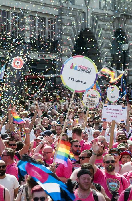Pride 2017. Gay Pride celebration and march London - Stefano Cagnoni - 2017-07-08