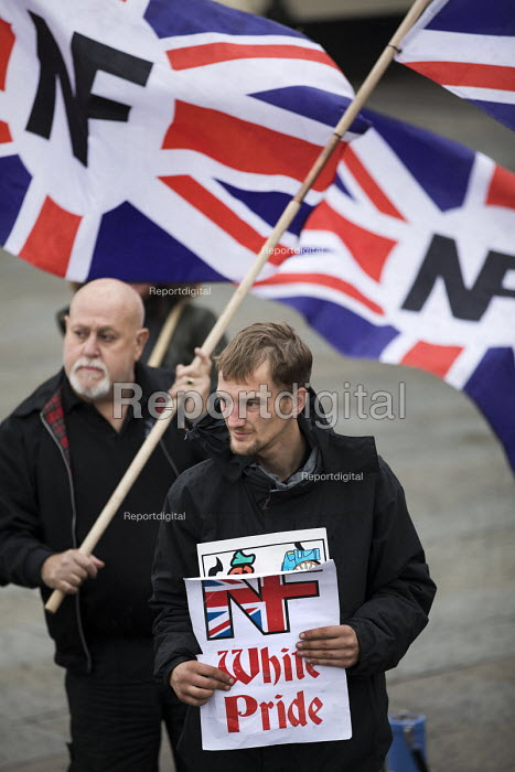 National Front march, Grantham, Lincolnshire - Jess Hurd - 2017-08-19