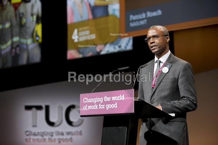Patrick Roach, NASUWT, TUC Congress, Brighton 2017 - Jess Hurd - 2017-09-11